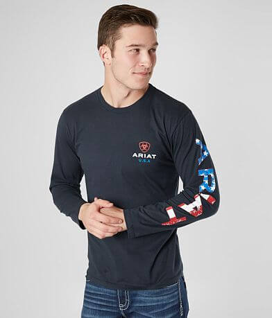 Ariat Branded American T-Shirt