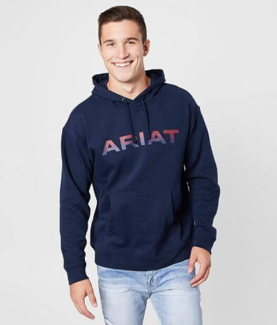 Ariat Logo Hooded Sweatshirt