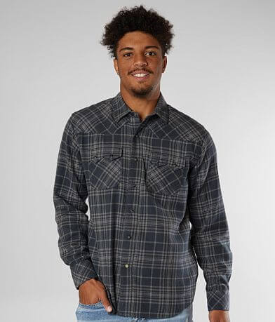 Ariat Karlsen Retro Fit Western Flannel Shirt