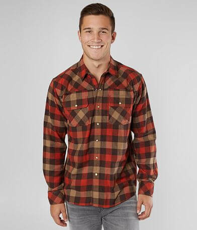 Ariat Kenton Retro Fit Western Flannel Shirt