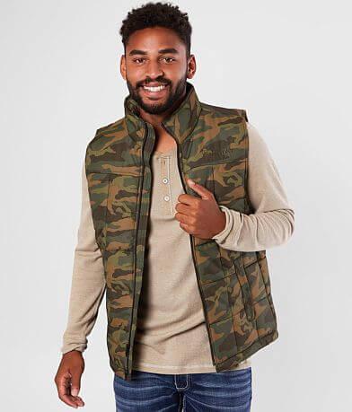Ariat Crius Camo Insulated Vest