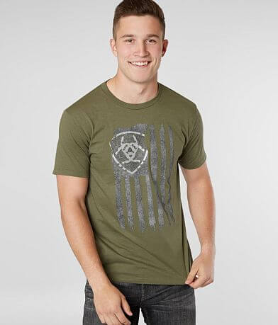 Ariat Vertical Flag T-Shirt