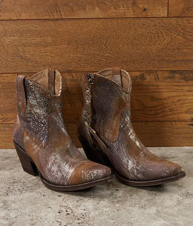Ariat Circuit Cruz Leather Ankle Boot