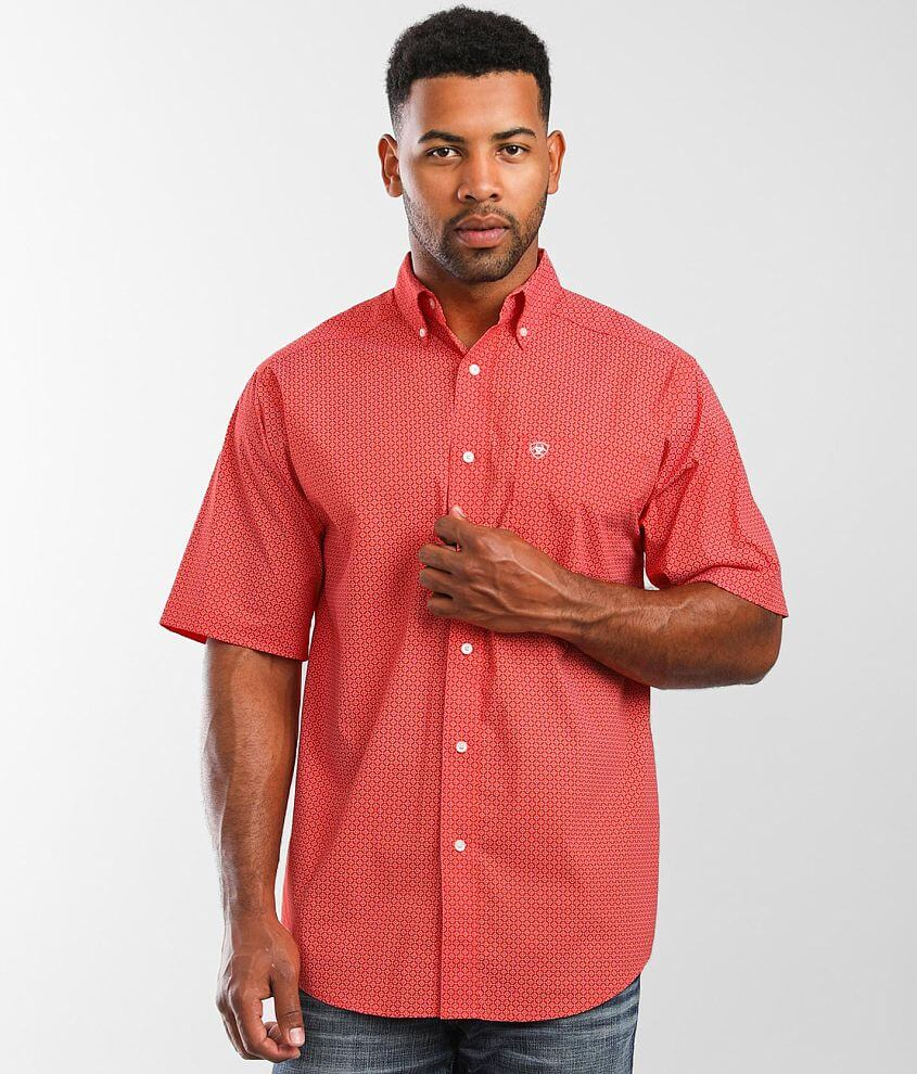 Ariat Gatewood Stretch Shirt front view
