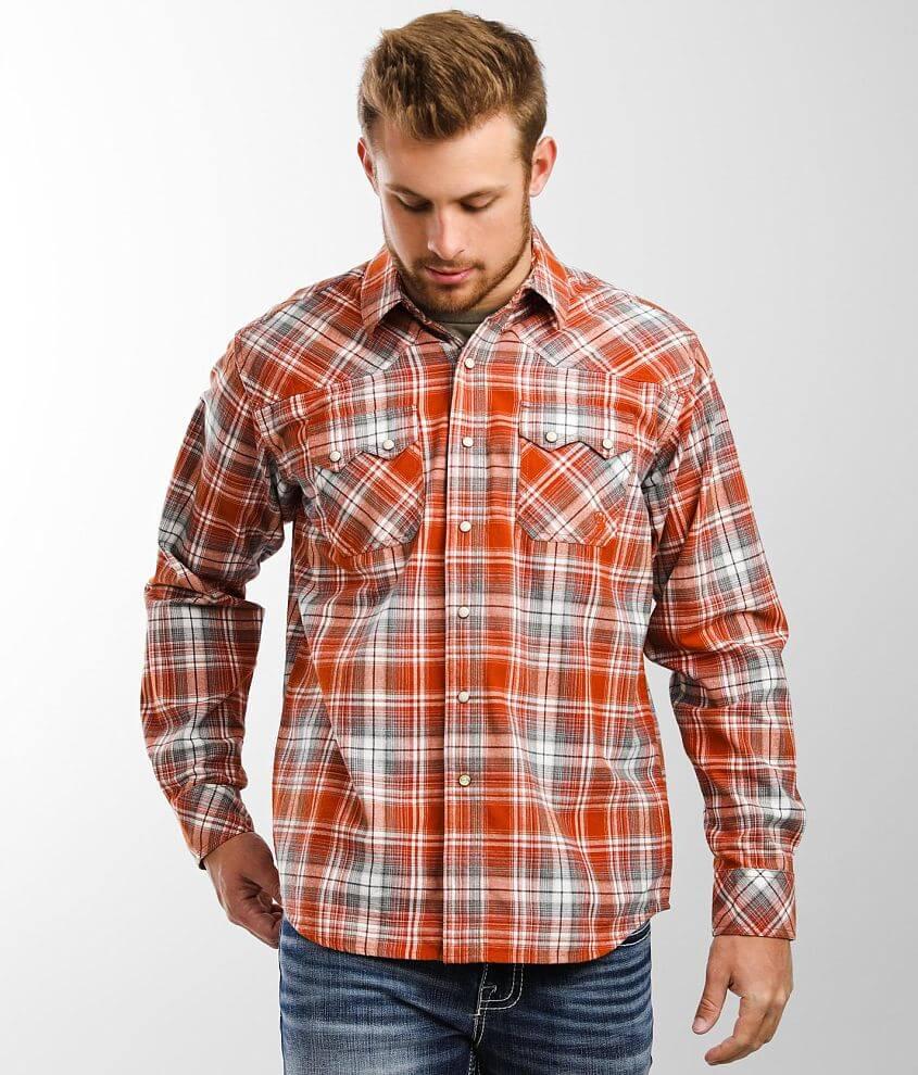 Ariat Hadden Retro Fit Western Shirt front view