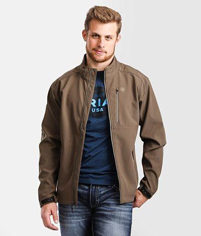 Ariat EcoDRY Logo 2.0 Softshell Jacket