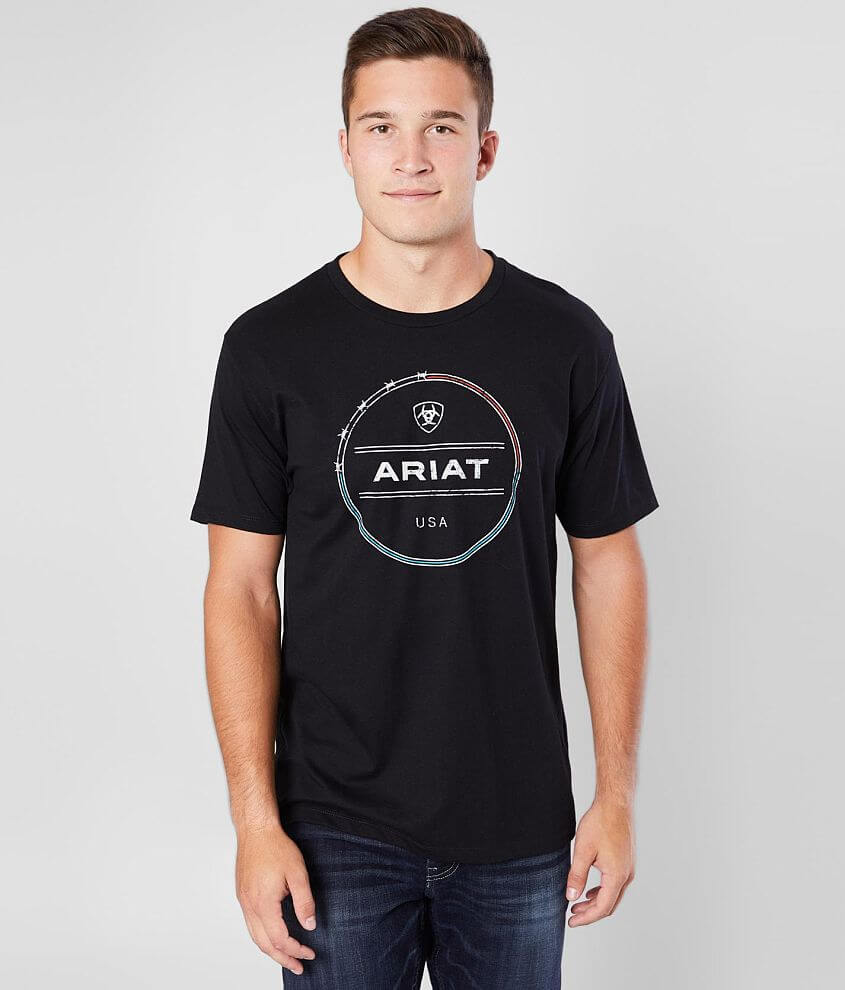 Ariat Wire T-Shirt front view
