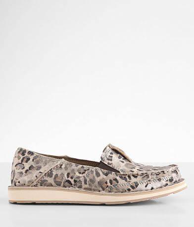 Ariat Cruiser Metallic Leopard Leather Shoe