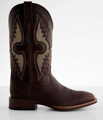 Ariat Solado VenTEK™ Leather Cowboy Boot