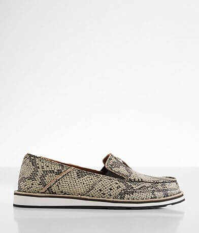 Ariat Cruiser Snake Print Leather Shoe