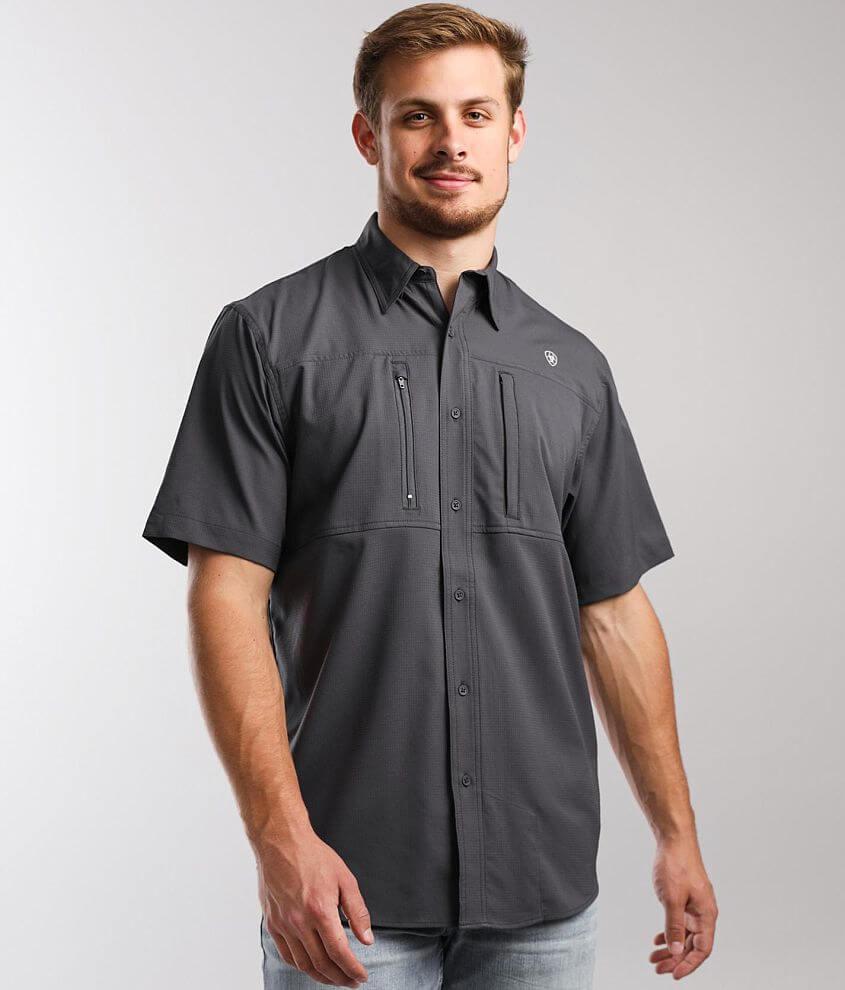 Ariat VentTEK™ Classic Heat Series Shirt front view