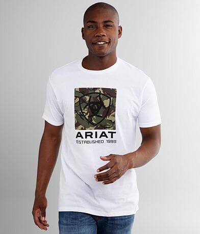 Ariat Tiger Camo T-Shirt