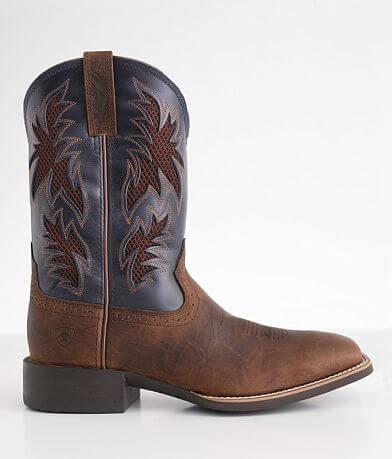 Ariat Sport VentTEK™ Leather Cowboy Boot