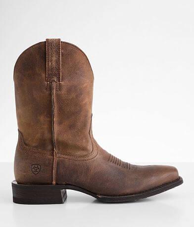 Ariat Circuit Reinsman Leather Cowboy Boot