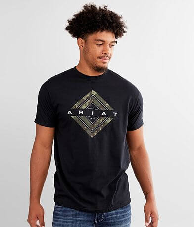 Ariat Diamond Camo T-Shirt