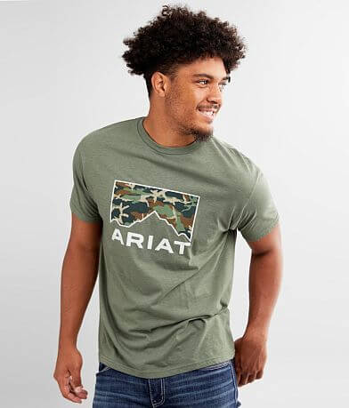 Ariat Peak Camo T-Shirt