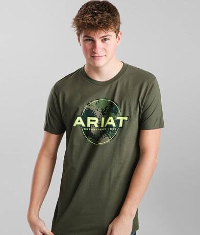 Ariat Digi Lock Up T-Shirt