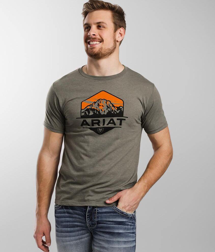 Ariat Mountain Haze T-Shirt front view