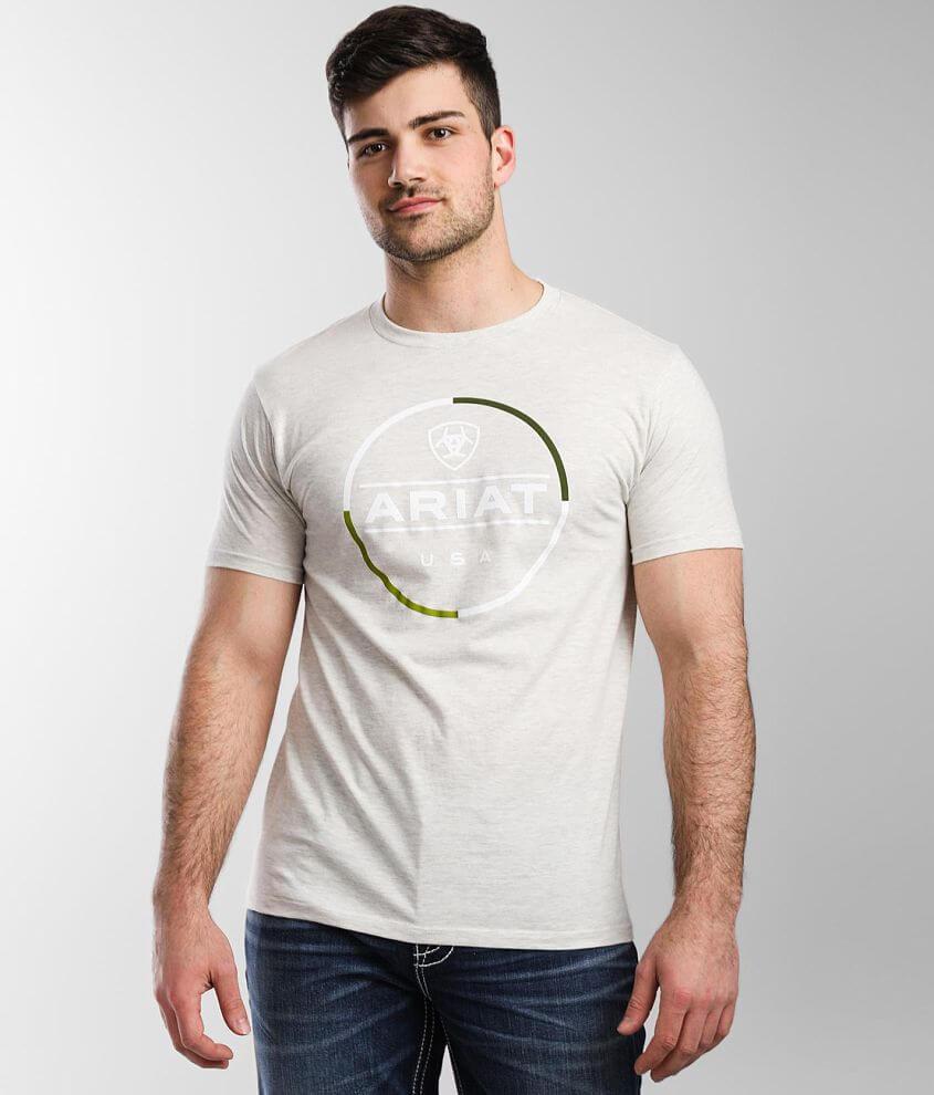 Ariat Circular T-Shirt front view
