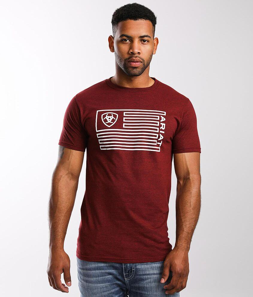 Ariat Linear Freedom T-Shirt front view