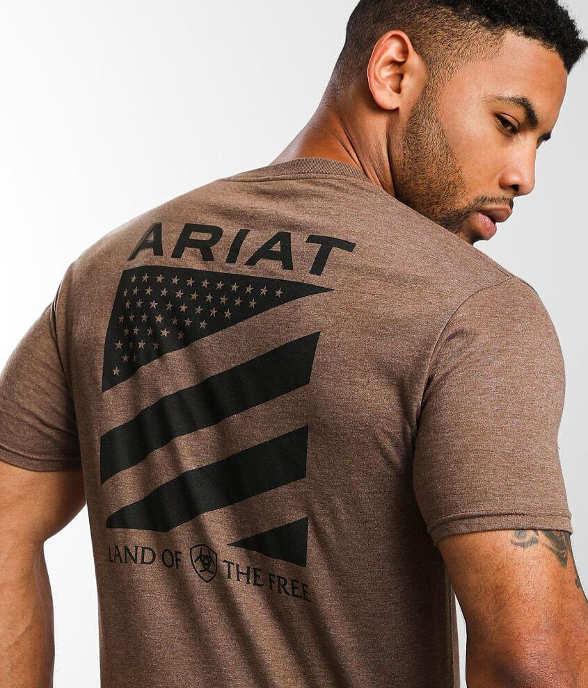 Ariat Stars T-Shirt front view