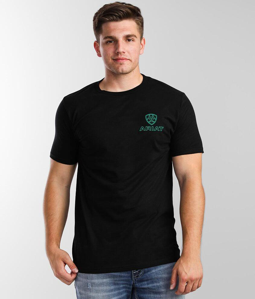 Ariat Swirl T-Shirt front view