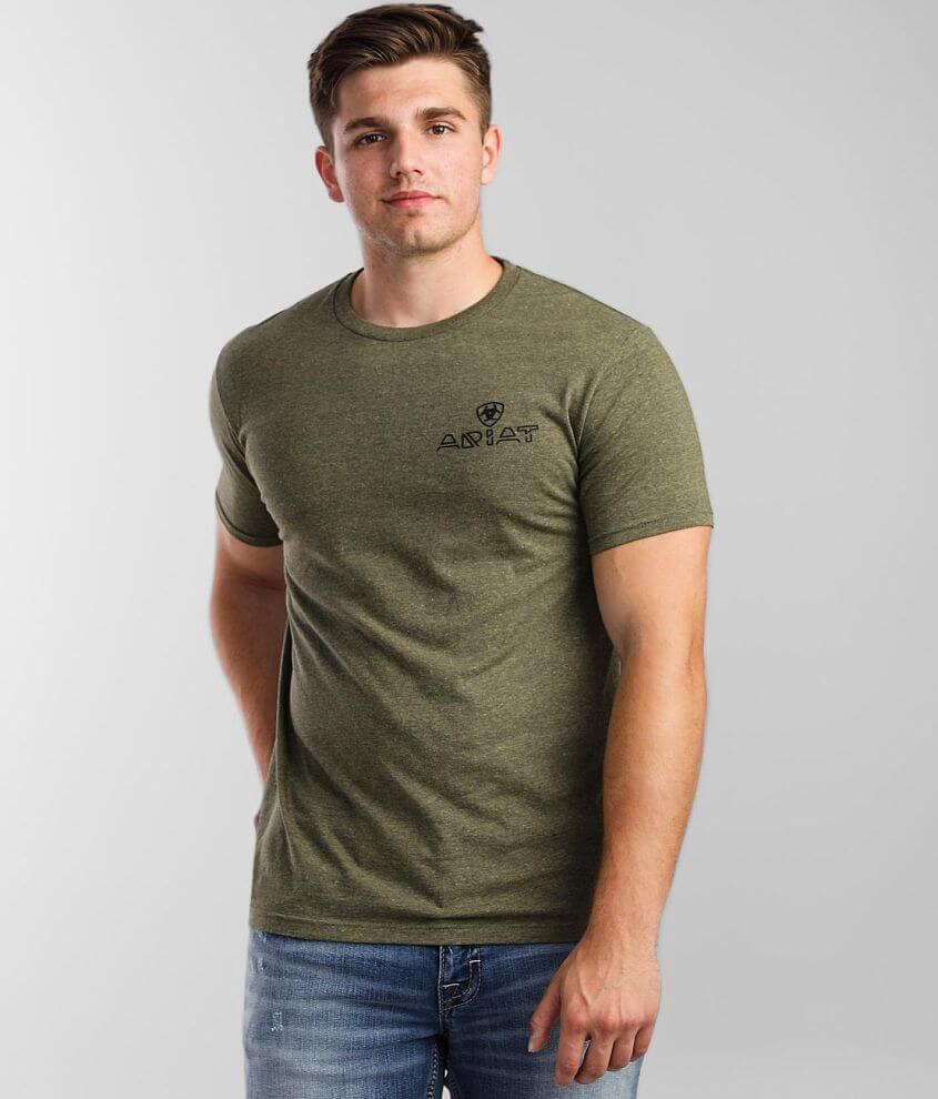 Ariat Modern Type T-Shirt front view