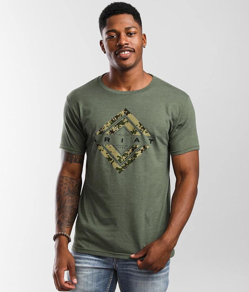Ariat Diamond T-Shirt front view