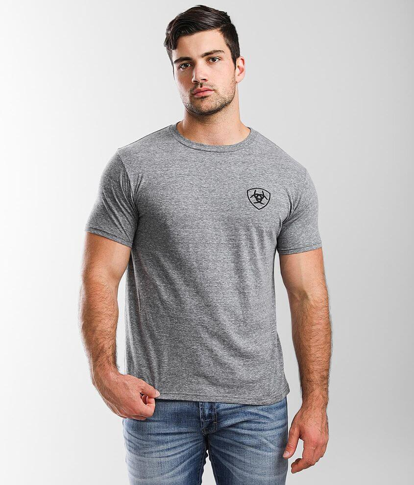 Ariat Geo Fill T-Shirt front view