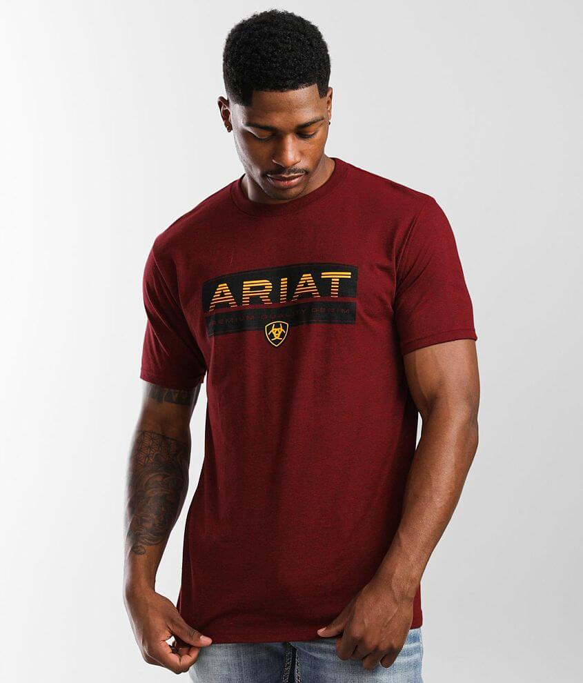 Ariat Shadow T-Shirt front view