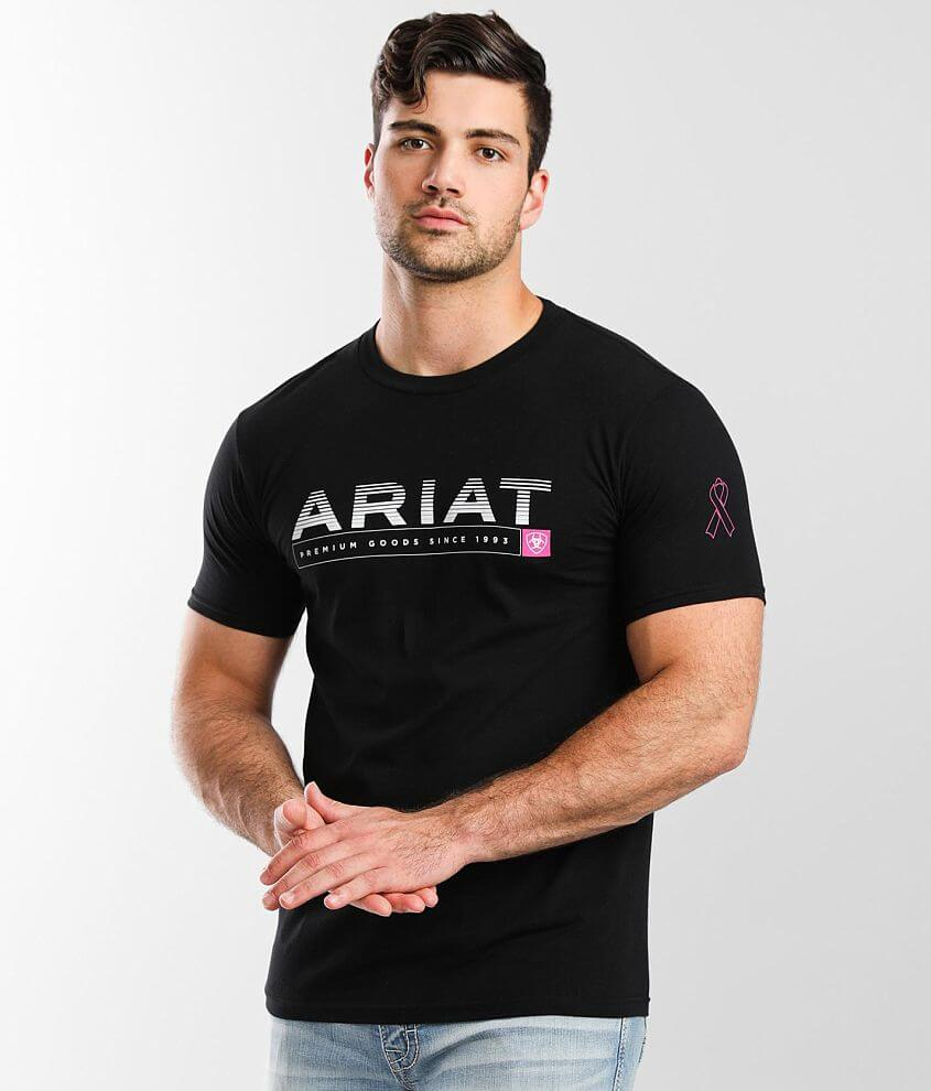 Ariat Lines T-Shirt front view