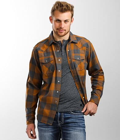 Ariat Hayward Retro Fit Western Shirt