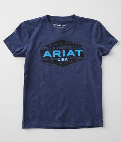 Boys - Ariat Slant T-Shirt