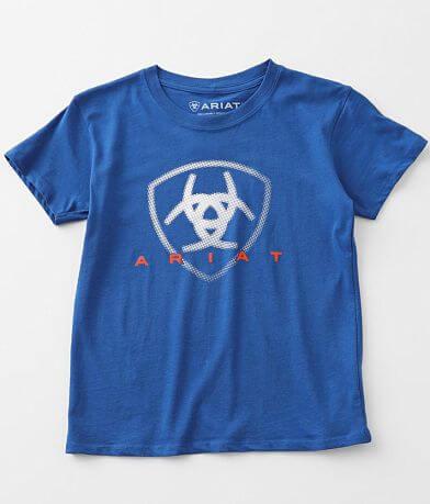 Boys - Ariat Halftone T-Shirt