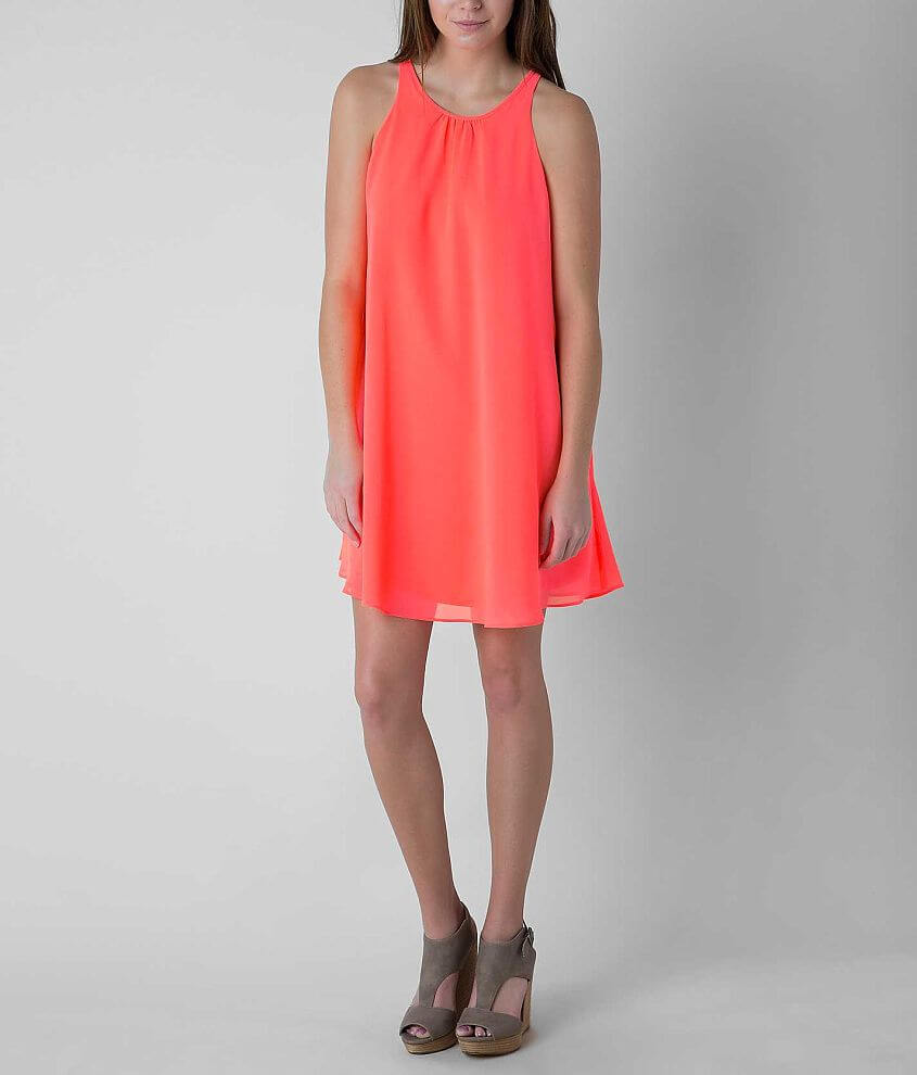 ark & co. Neon Dress front view