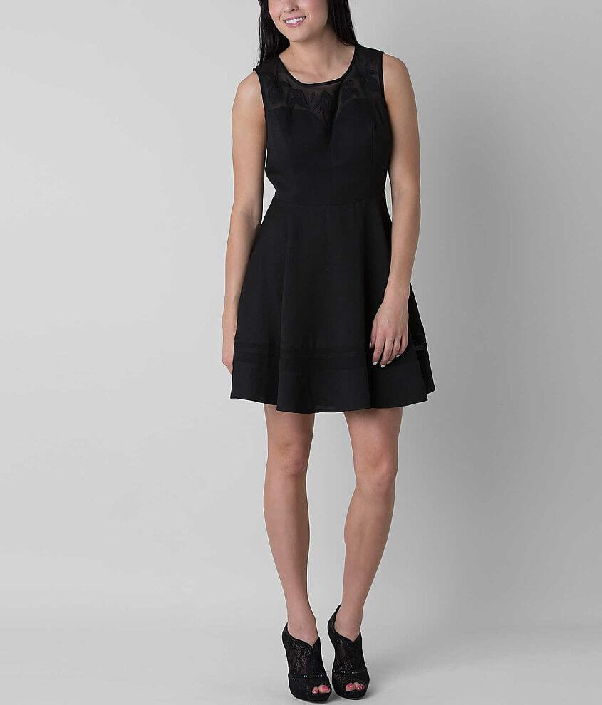 ark & co. Solid Dress front view