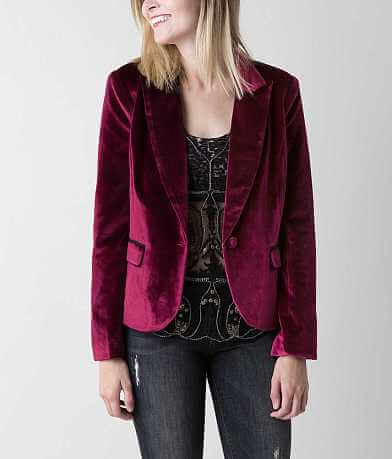 ark & co. Velvet Blazer