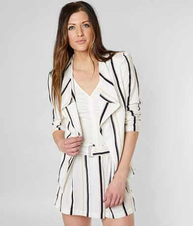 the room Striped Blazer Jacket
