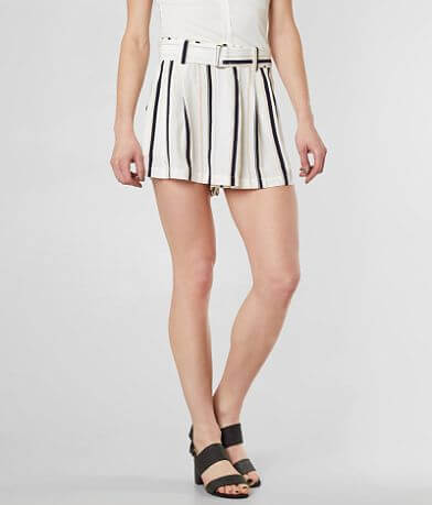 the room Striped Short
