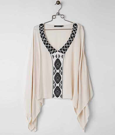 ark & co. Embroidered Top