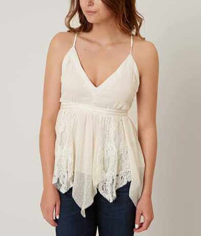 ark & co. Pieced Tank Top