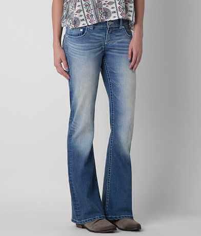 Daytrip Aquarius Kick Flare Stretch Jean