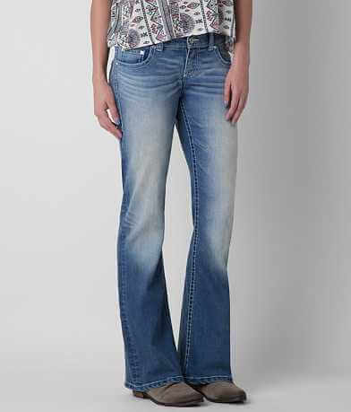 Daytrip Aquarius Kick Flare Stretch Jean