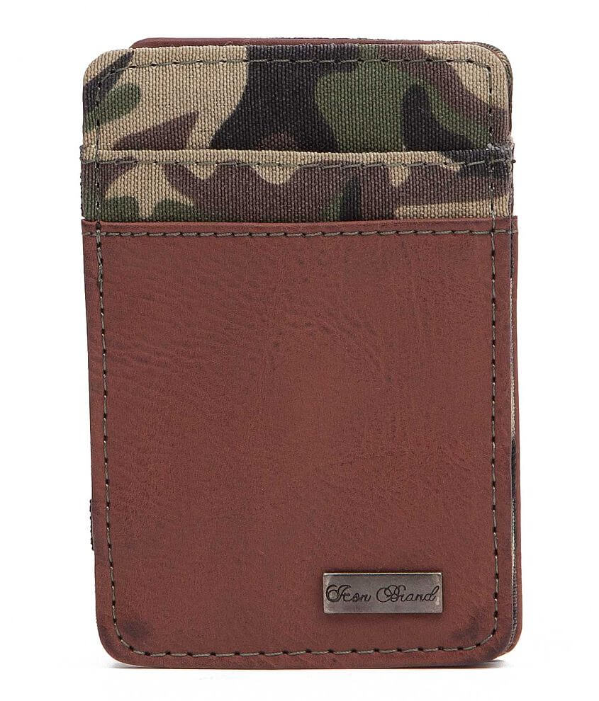 Icon Brand J-Smooth Wallet front view
