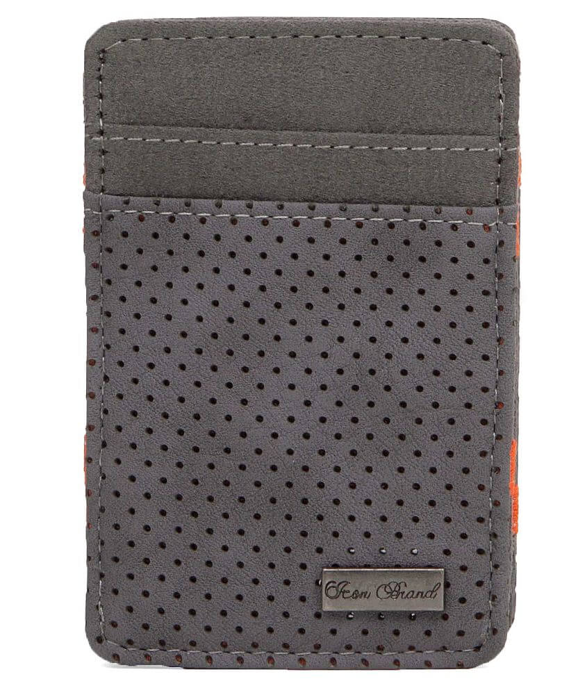 Icon Brand Hit N Miss Wallet front view