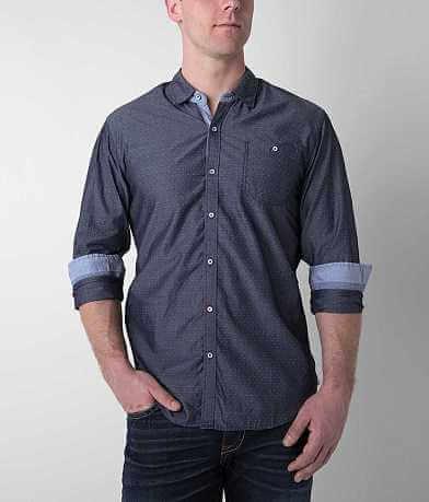 MB Denim Wear Diamond Dobby Shirt