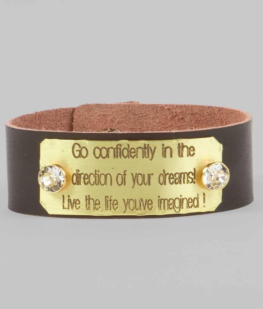Ash & Ash Confident Bracelet front view