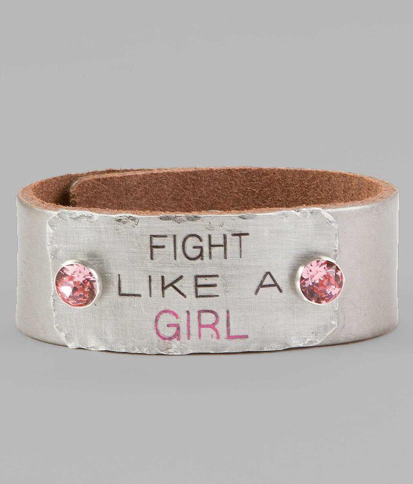 Ash & Ash Fight Bracelet front view