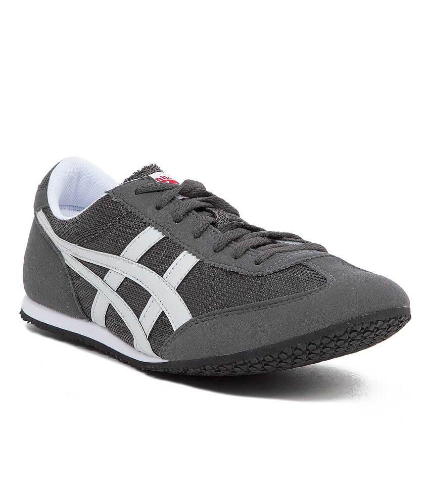 new style 587c9 f519b Asics Machu Racer Shoe - Men's Shoes in Dark Grey Light Grey ...