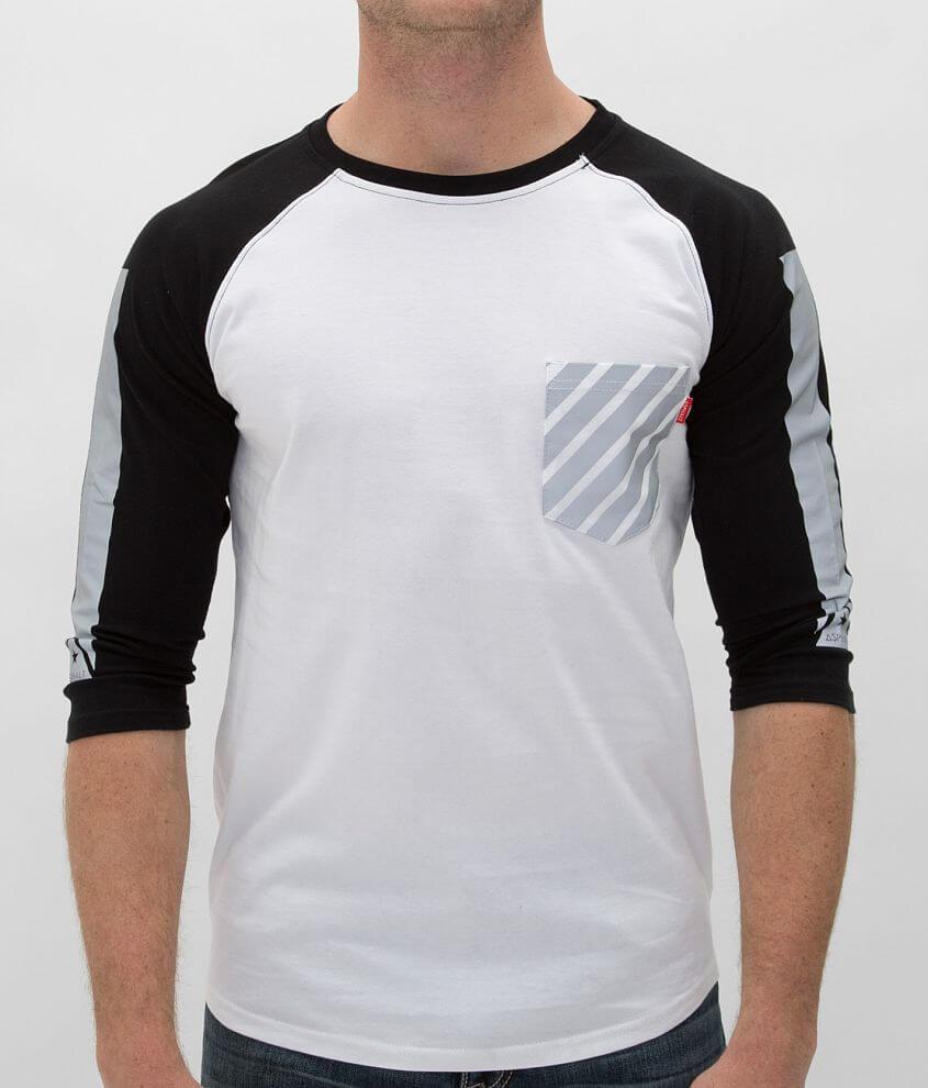 Asphalt Reflex T-Shirt front view